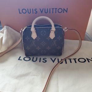 Louis vuitton nano speedy